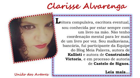 Clarisse Alvarenga
